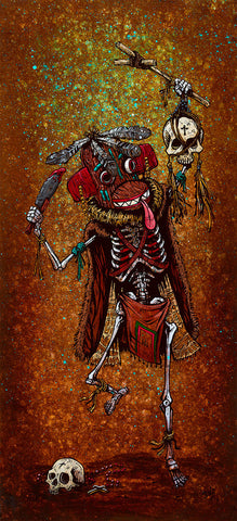 Priest Killer Kachina