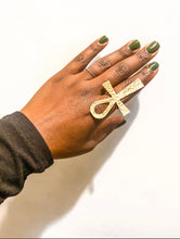 Load image into Gallery viewer, Grand Ankh Ring