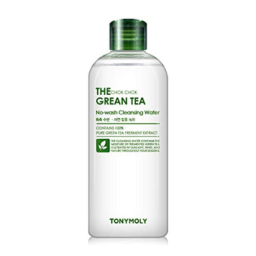 [TONYMOLY] The Chok Chok Green Tea Cleansing Water