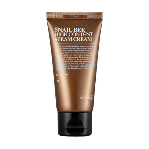 [Benton] Snail Bee High Content Steam Cream