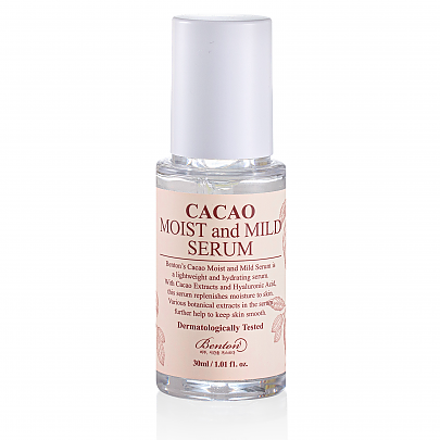[Benton] Cacao Moist And Mild Serum
