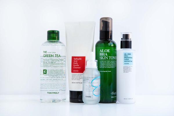 5 Step Oily Skin Bundle