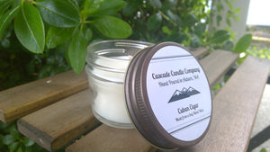 Closeout 3.5oz Soy Wax Candle Cuban Cigar