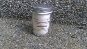 Closeout 7oz Soy Wax Candle Icicle