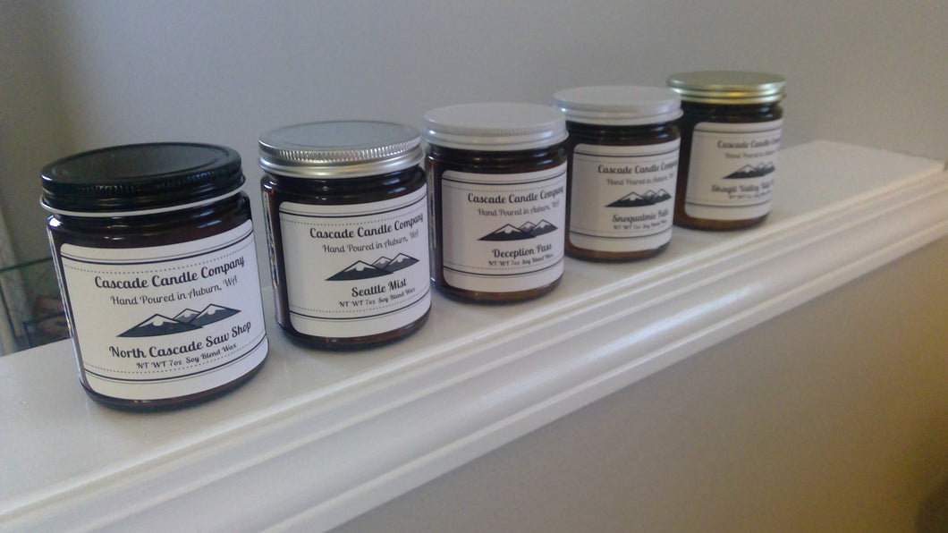 Wholesale Six 7oz Candles