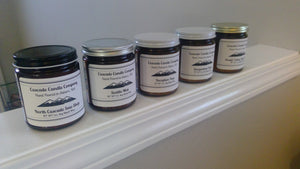 Wholesale Twelve Custom Label 7oz Candles