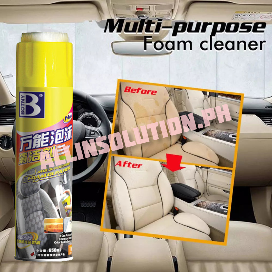 MULTI PURPOSE FOAM CLEANER