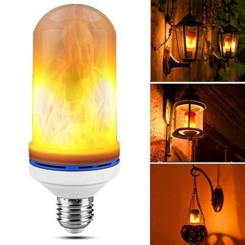 Flamp™ The Flickering Flame LED Lamp