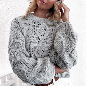 Sansany.com Best Online Shopping Store Out knitted sweater