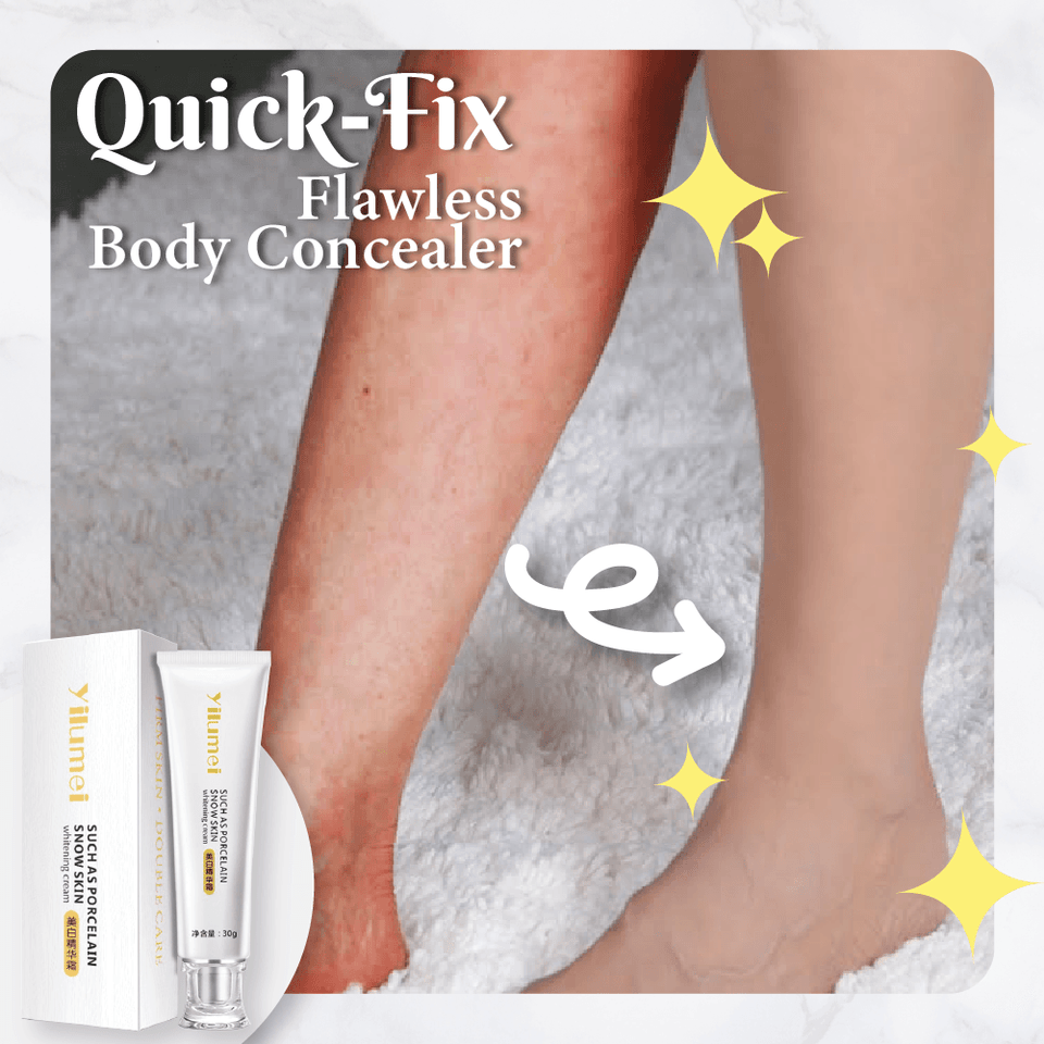 Oradeal.com Quick-Fix Flawless Body Concealer