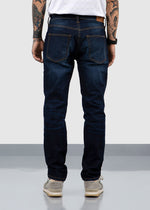 DENIM PANTS FIT 220 DARK BLUE SS20