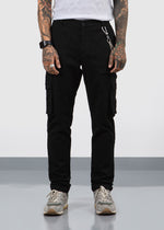 NON DENIM PANTS FIT 220 BLACK SS20