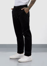 CHINO PANTS FIT 220 BLACK FW