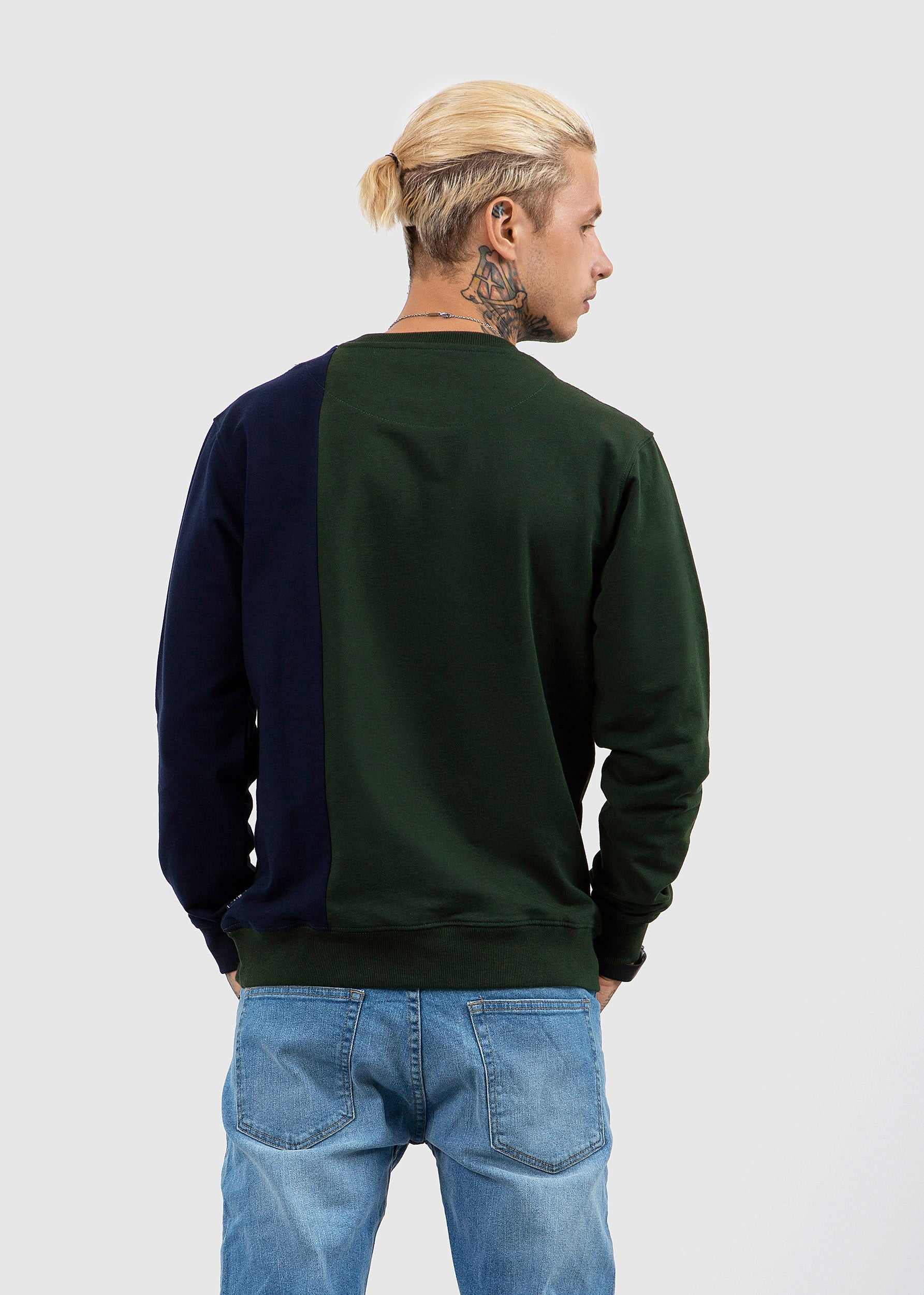 SWEATSHIRT GREEN 1 FW