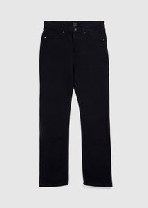 DENIM PANTS FIT 220 BLACK FW
