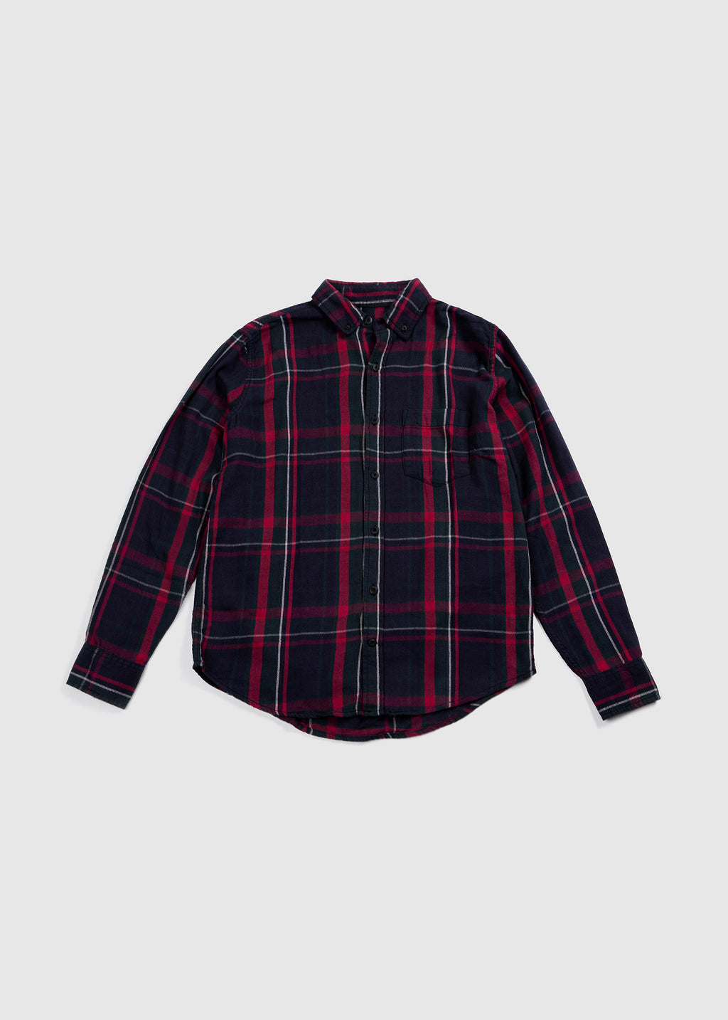 SHIRT L/S BLACK FW