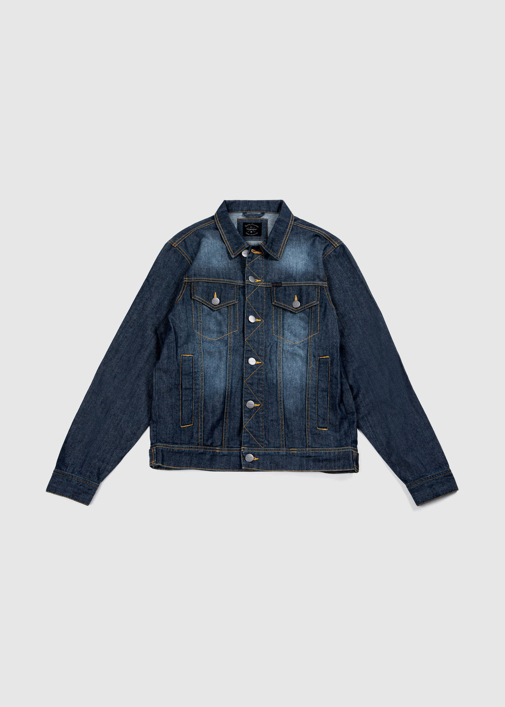 JACKET DENIM DARKBLUE SS20