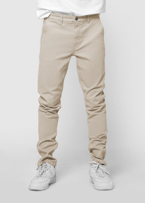 CHINO PANTS FIT 130 SAND SS20