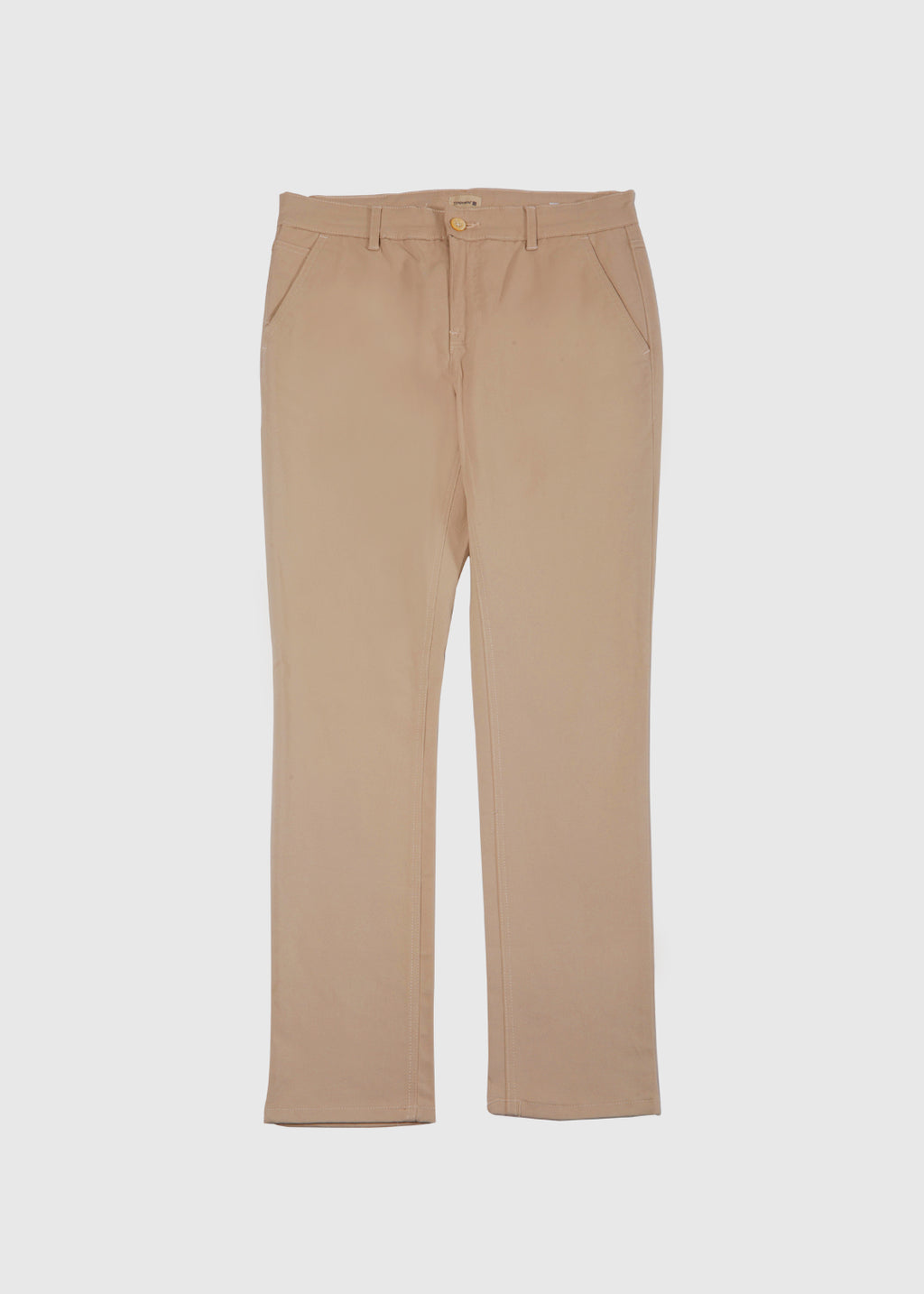 CHINO PANTS FIT 220 KHAKI SS20