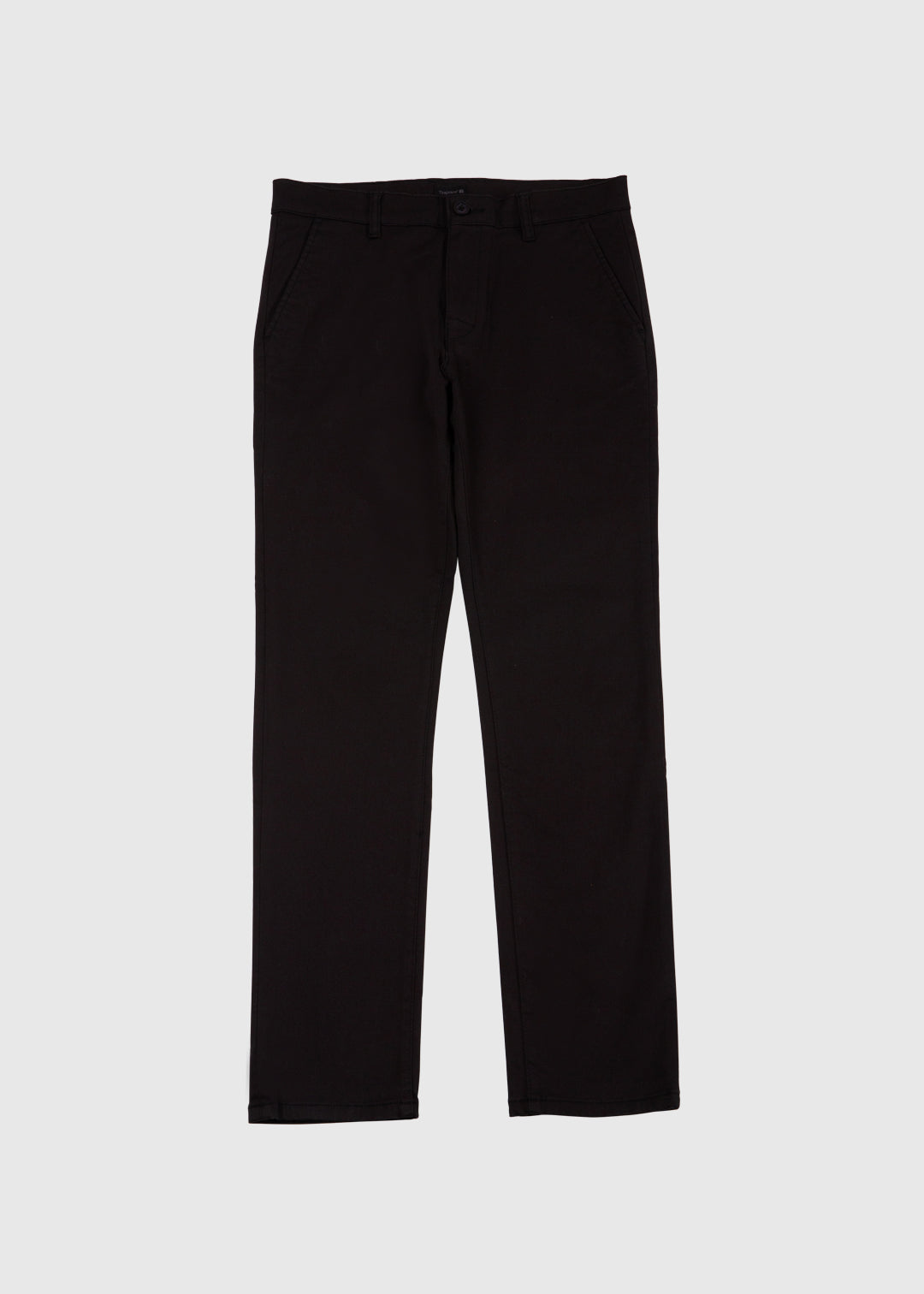 CHINO PANTS FIT 220 BLACK SS20