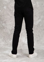 CHINO PANTS FIT 220 BLACK 1 SS20
