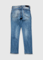 DENIM PANTS FIT 220 LT.BLUE SS20