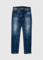 DENIM PANTS FIT 220 MED BLUE 1 SS20