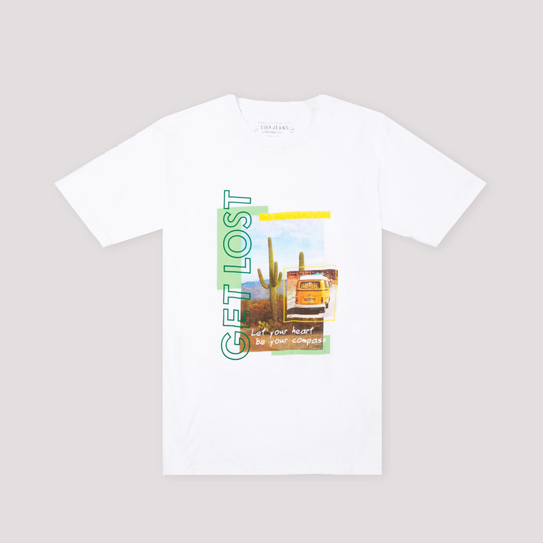 TSHIRT S/S 2 OFF WHITE SS20