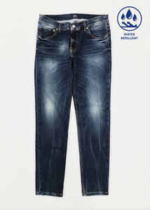 DENIM PANTS FIT 220 MED BLUE 2 SS20