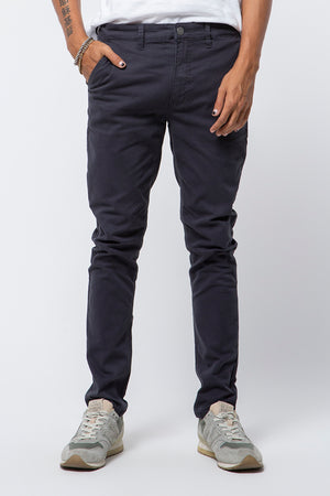 CHINO WATERREPELLENT FIT 220 NAVY