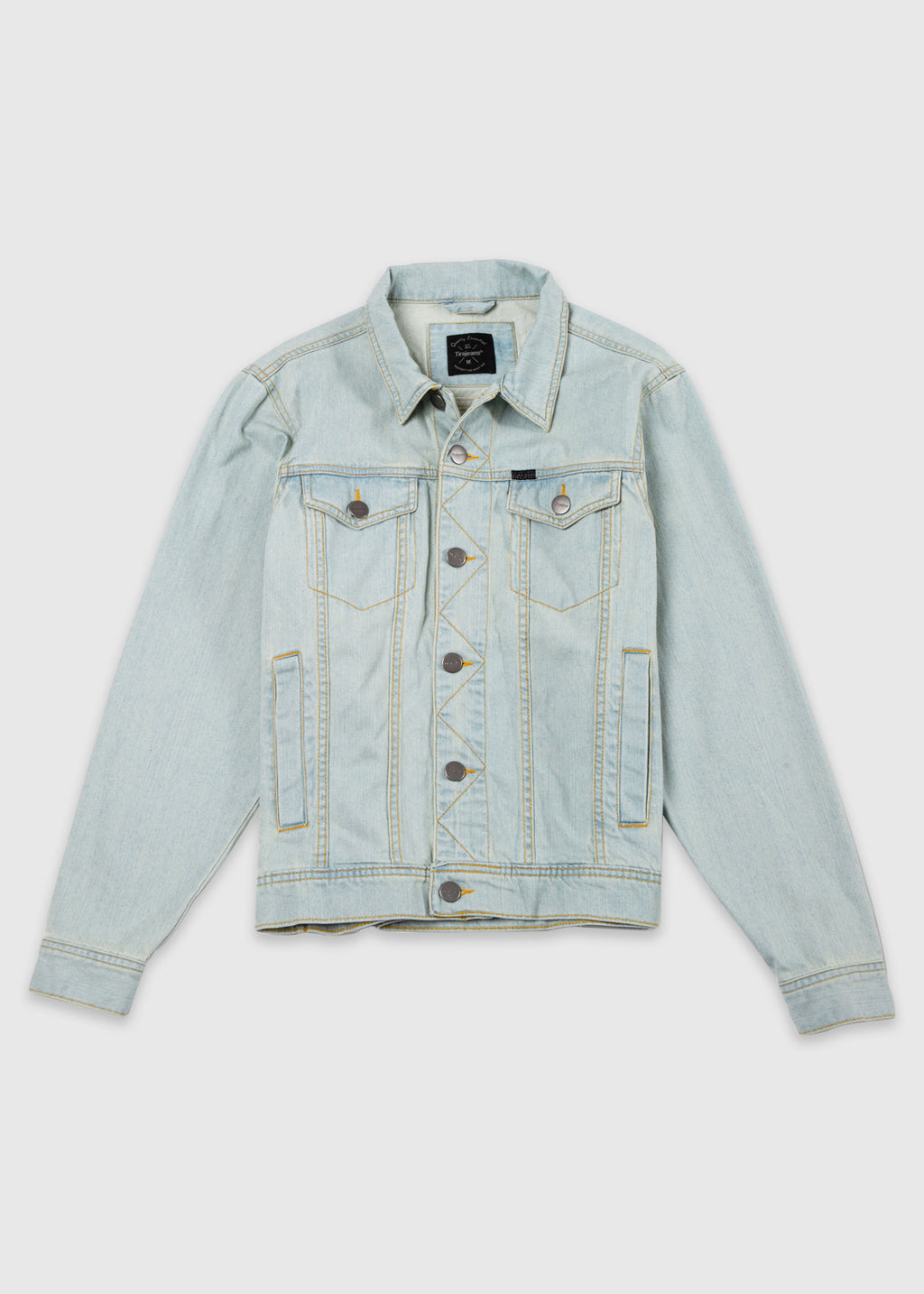JACKET DENIM LT. BLUE SS20