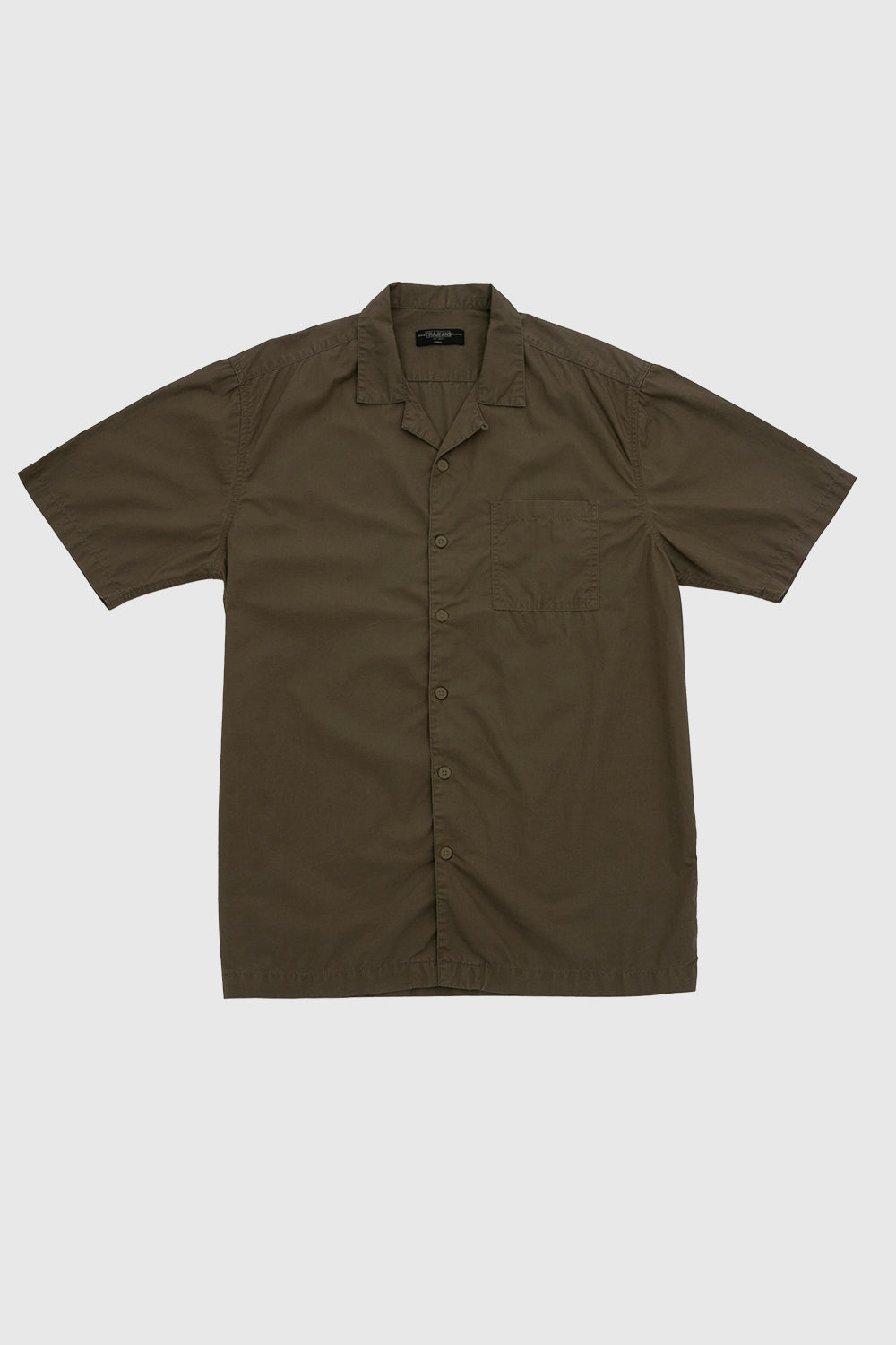 SHIRT S/S OLIVE SS21