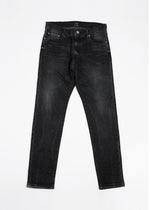 DENIM PANTS FIT 220 DARK GREY SS20