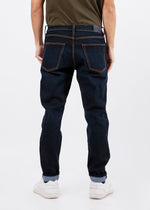 DENIM PANTS FIT 220 DARK BLUE 3 SS20