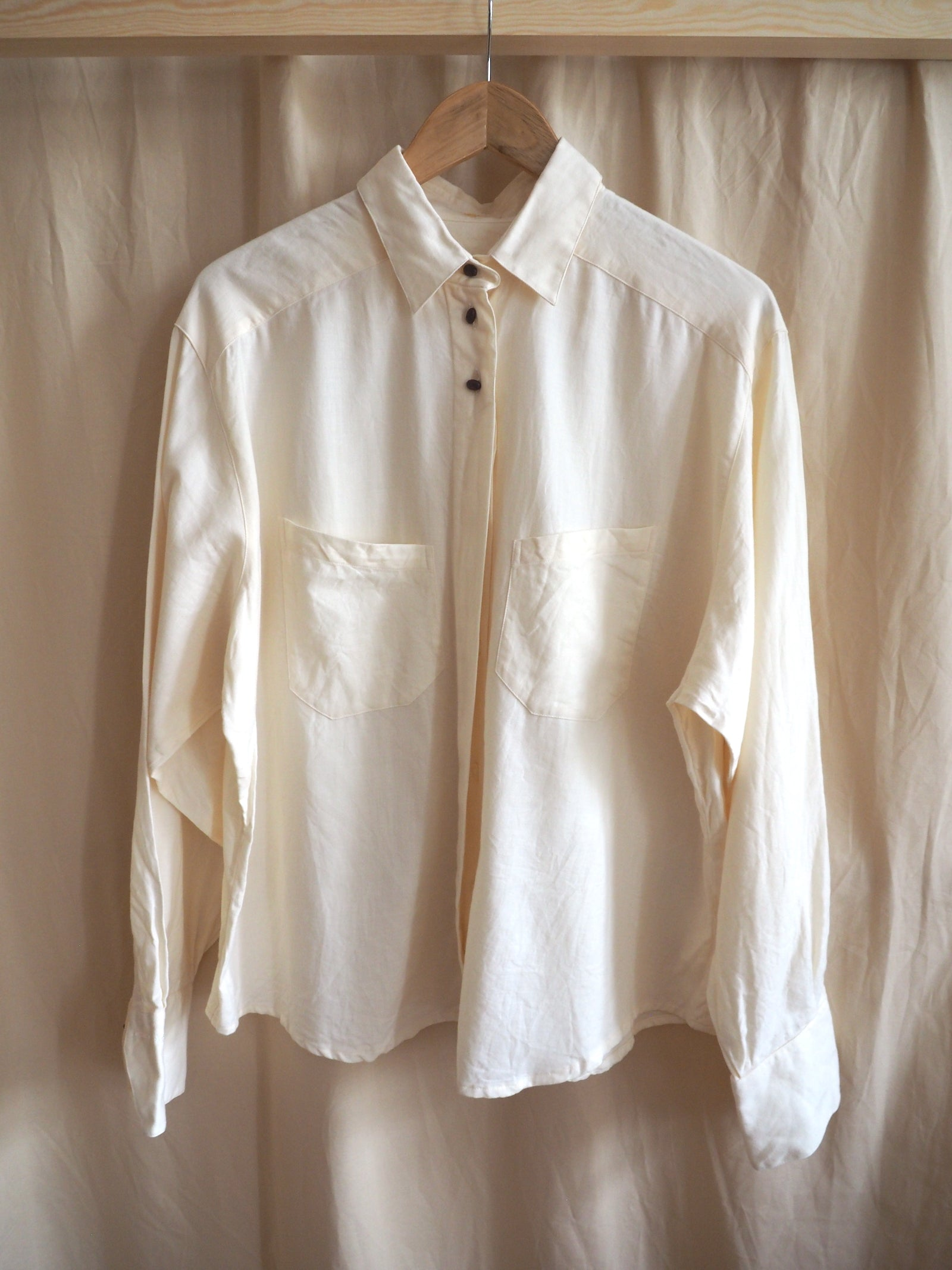 Cotton/Wool Shirt