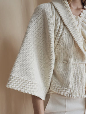 Sessùn Wool Cardigan