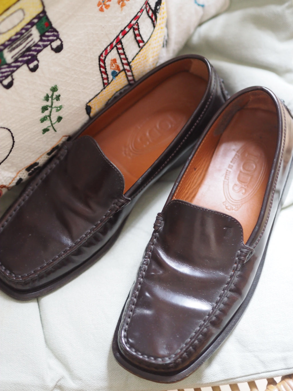 Vintage Tod's Loafers