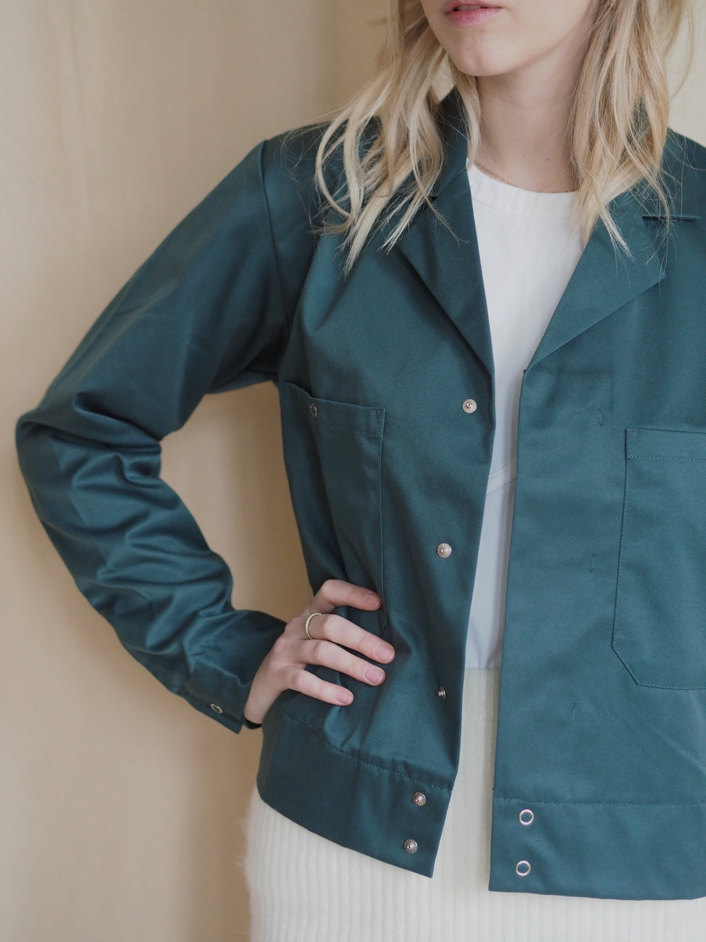 Petrol Workwear Jacket
