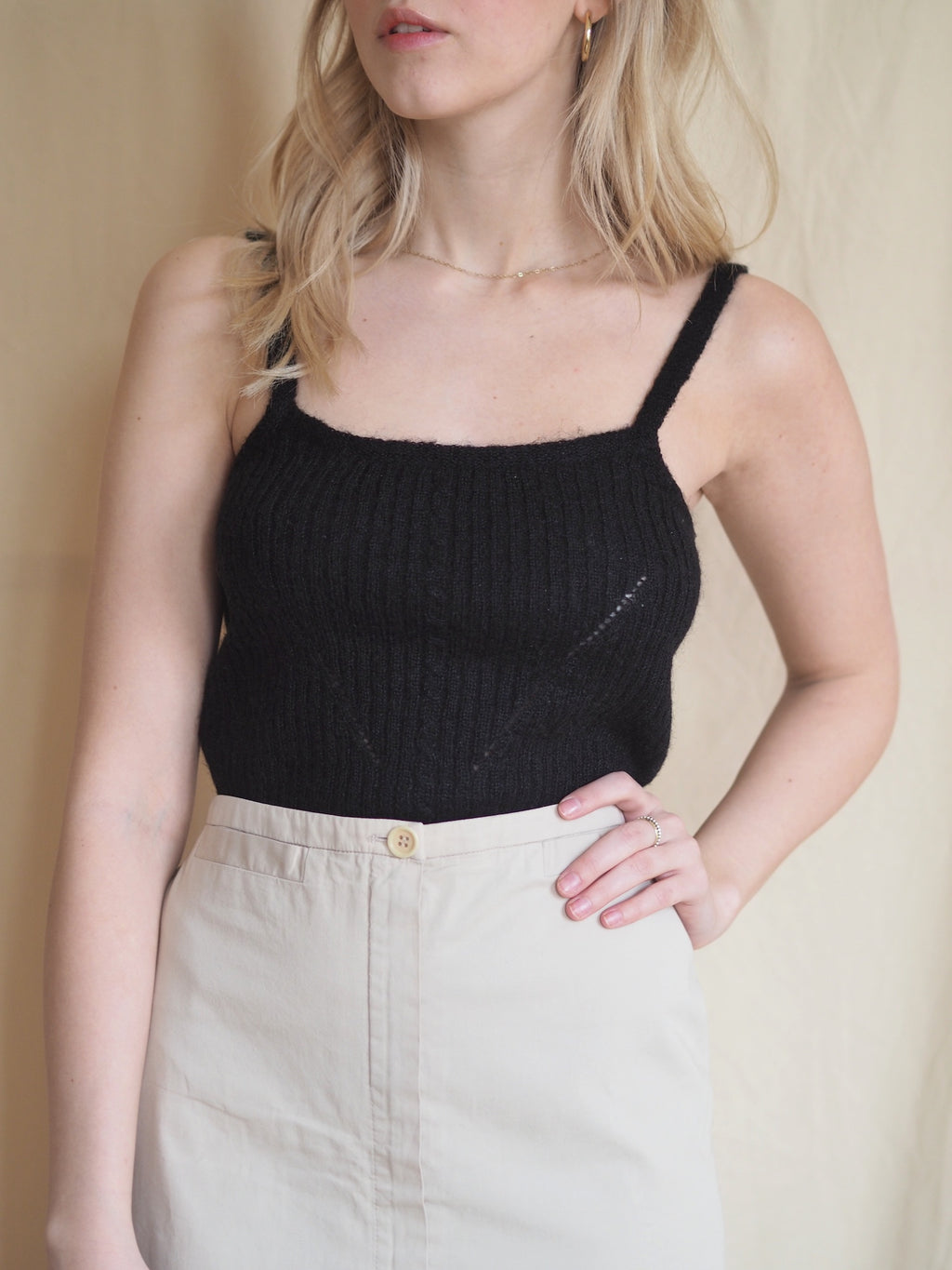 Cacharel Crop Top