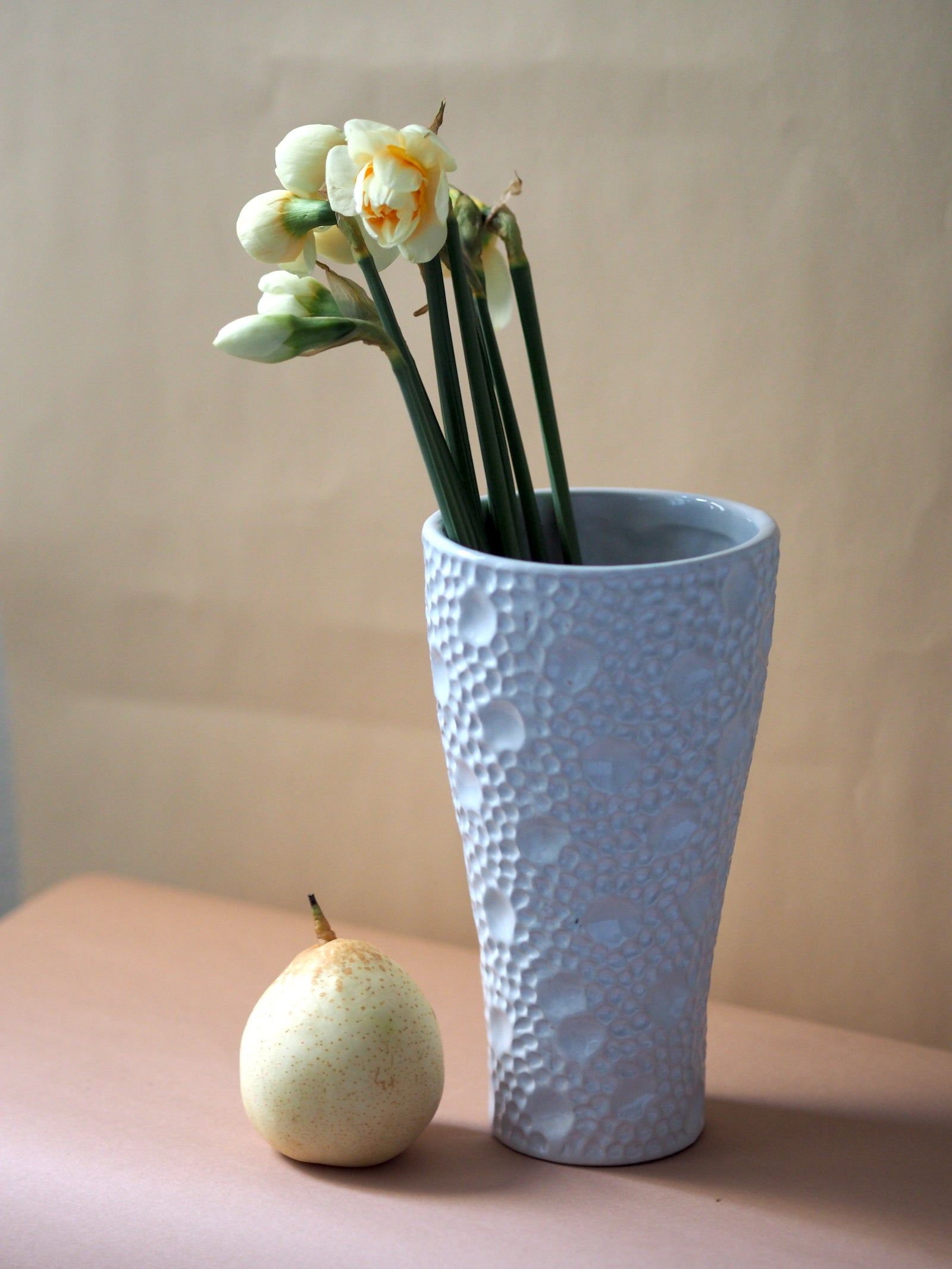 Vase With Bubble Structure