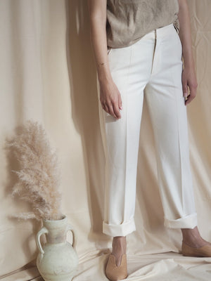Strenesse New Wool Trousers