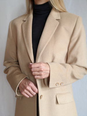 New Wool & Angora Blazer