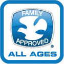 Dove Family Approved for All Ages