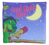 Good Night BOZ Cloth Book