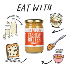 Load image into Gallery viewer, Cashew Butter 275g