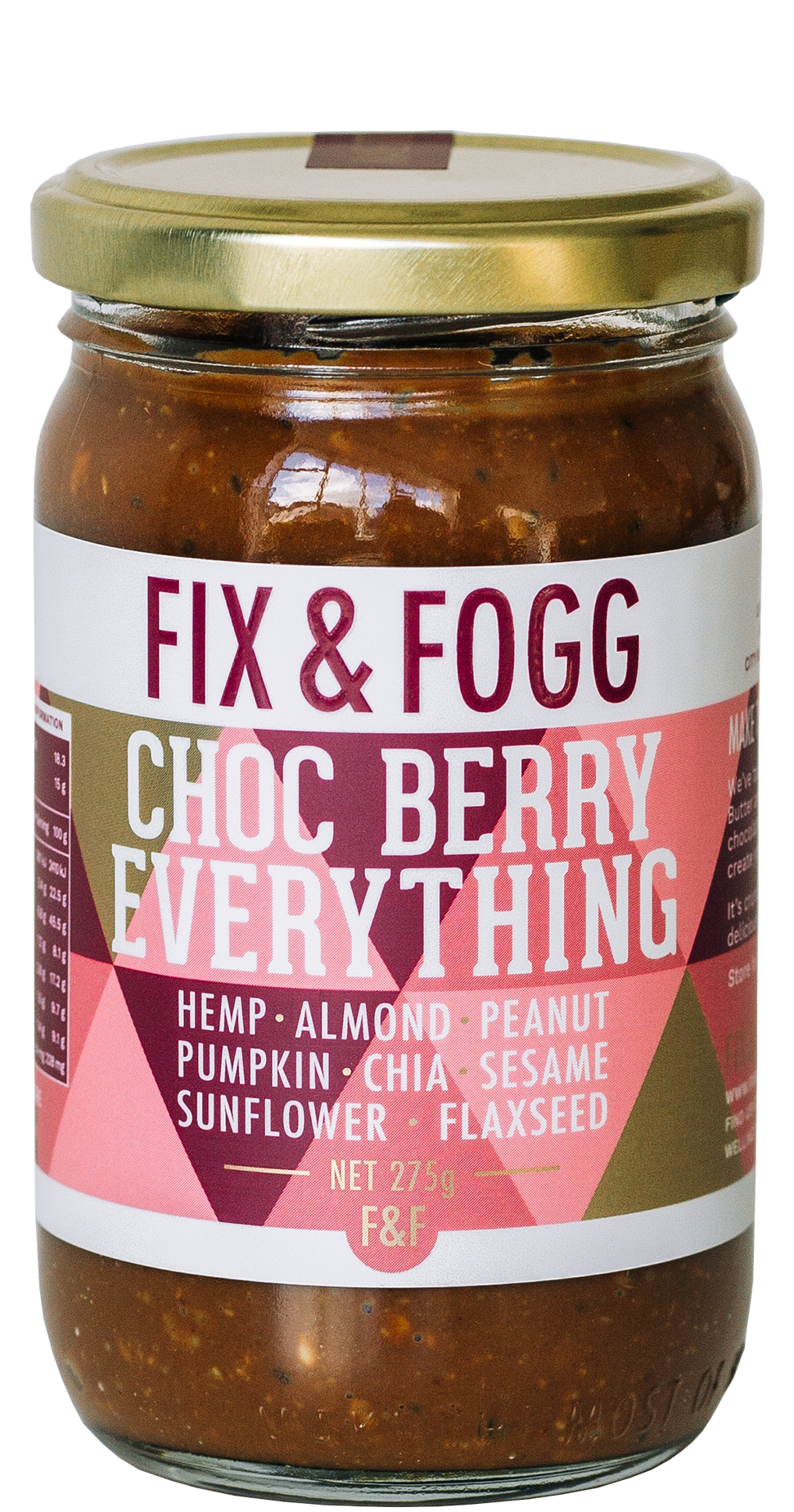 Choc Berry Everything Butter 275g