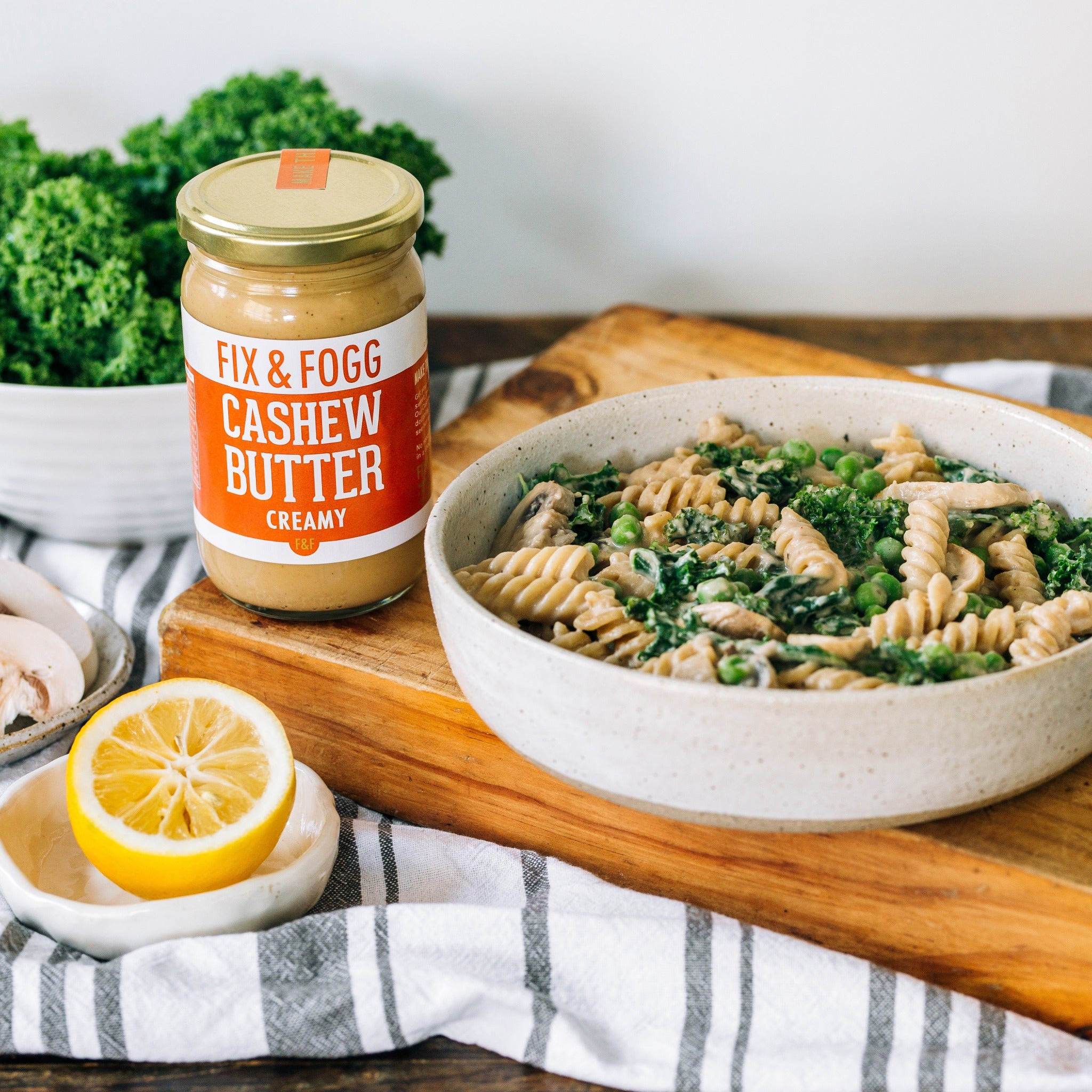 Eat with Cashew Butter 275g