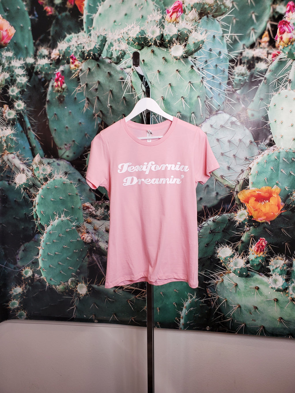 TEXIFORNIA DREAMIN' WOMENS SHIRT
