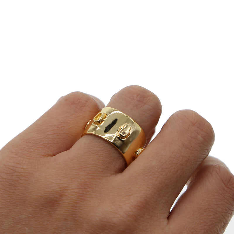 LUXURY COLLECTION LUCKY CHARM RING