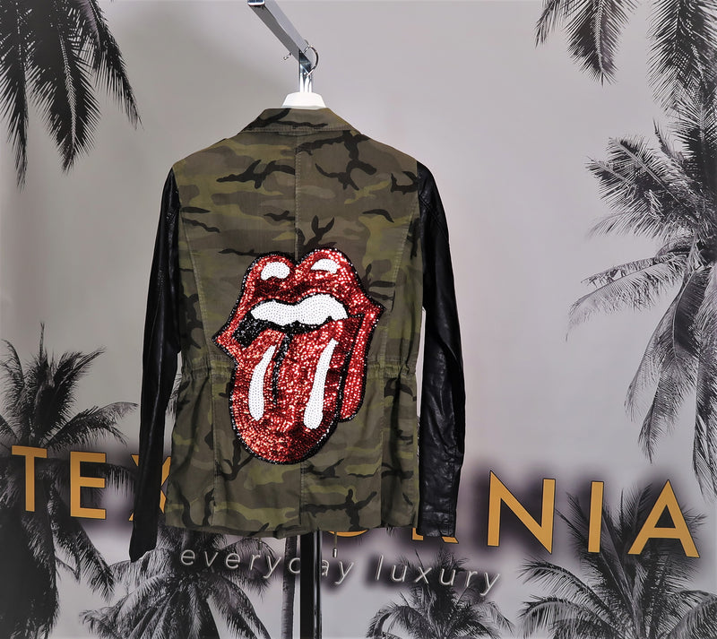 Ready to Rock Custom Camo Jacket